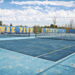 Tennis courts at OOHS to be relocated