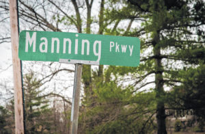 Manning Parkway's future discussed