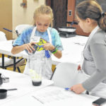 United Way hosts cooking lesson