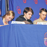OLSD signing days honor future military