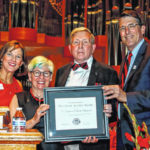 Local couple honored by OWU