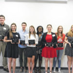 Local students honored at awards breakfast