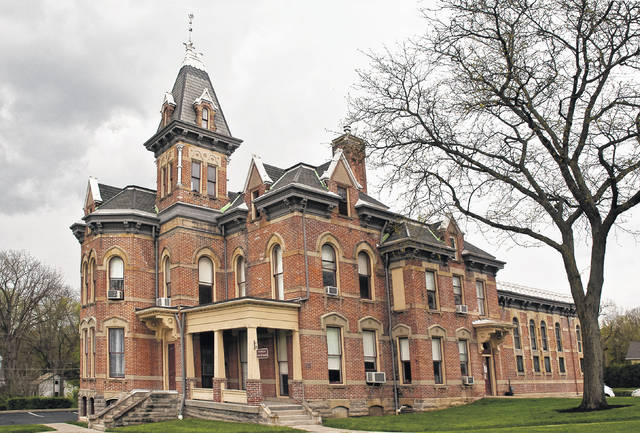 The historic county jail was constructed in 1878 at a cost of $25,845 and designed by architect David W. Gibbs of Toledo. It was the third jail built in Delaware County. The first jail was a 12-by-24 log cabin built in 1814, and a second jail was constructed in 1850. Currently, the historic jail is home to the law library and the office of the Ohio Fifth District Court of Appeals. Both will move to the historic courthouse once it has been renovated. The Delaware County Board of Commissioners have rescheduled rejecting the bids offered to purchase the building to Thursday, May 10, at 9:30 a.m. at 101 N. Sandusky St, Delaware.