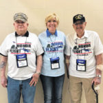 Local veterans part of Honor Flight