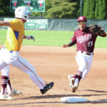 Eagles clip Braves late
