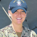 Delaware native serving on 'city at sea'