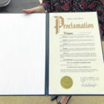 Alzheimer's proclamation issued