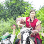 Knights to display skills at Medieval Fire