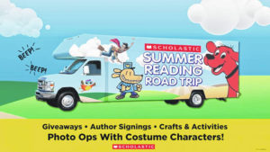 Summer Reading Road Trip coming to Delaware