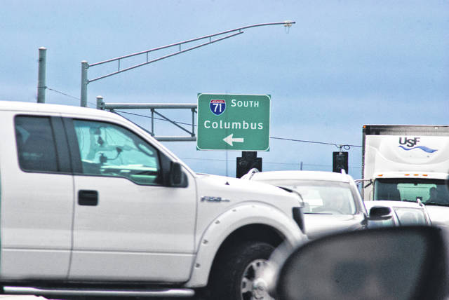Being stuck in traffic is a normal occurrence at the intersection of I-71 and US 36/SR 37 during the peak hours. ODOT conducted a traffic impact study in 2003 to analyze the high crash rates around the 40-year-old interchange and is now ready to begin construction in 2019.