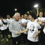 Bishops drop Oberlin for Martin's 700th win