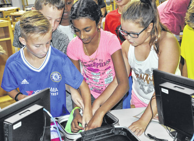 Students learn about kindness - Delaware Gazette