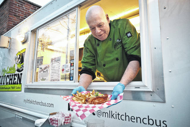 Food truck becoming local staple