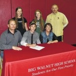 Bobby Bogantz to run track at ODU