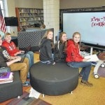 'Learning Center' transforms old library
