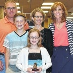 Katlin Kroninger Student of the Month