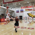Pacers pull away from Golden Eagles
