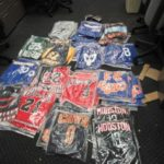 Counterfeit apparel an issue