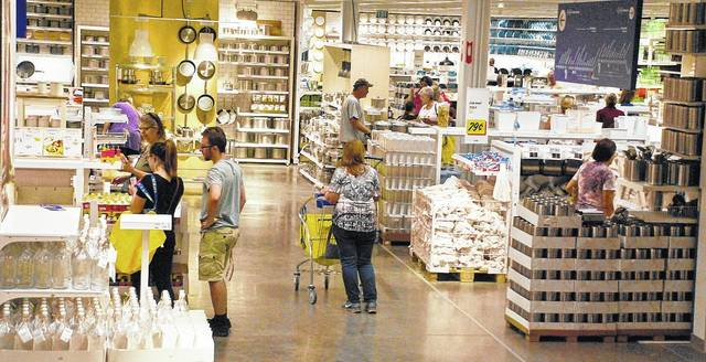 "The Columbus IKEA store often draws customers who have driven a couple of hours to shop for its products or eat their ethnic fare. ""The people who are shopping are not there to shop for just one item,"" said Joseph Roth, IKEA public affairs manager."