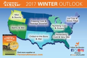 2017 US fall forecast