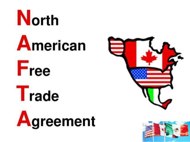 Sharp rise in USA  government lobbying in run up to NAFTA renegotiations