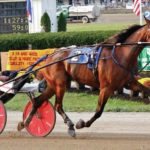 Standardbred Action Highlights Delaware's Sunday Card
