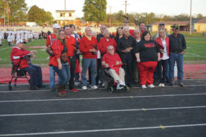 Wall of Fame inductees honored