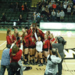 BW Volleyball 2nd in State