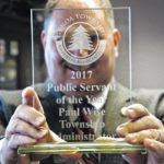 Wise is Genoa Township's public servant of the year