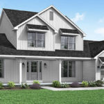 Wayne Homes announces new Farmhouse elevation