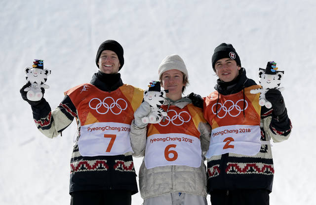 Snowboarding - Austria's Gasser wins first Olympic big air gold medal