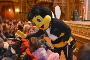 The CSO's Concerts for Kids Presents The Toy Symphony at the Ohio Theatre March 18