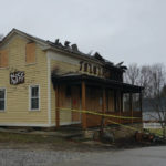 Fire at Talula's in Galena