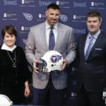 New coach Mike Vrabel: Titles proof Titans' approach works