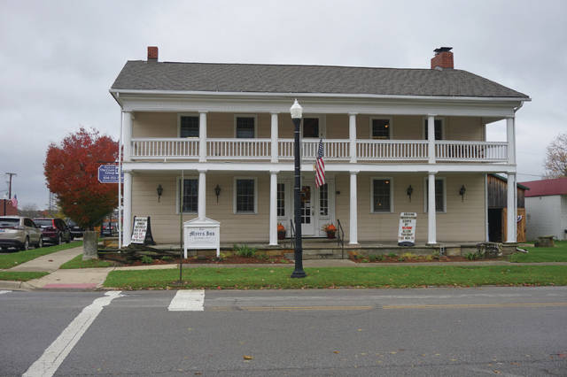 The Myers Inn in Sunbury is the scene for two upcoming events.