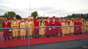 Big Walnut High School 68th annual Commencement