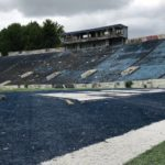 Icon to eyesore: Storied Akron Rubber Bowl awaits demolition