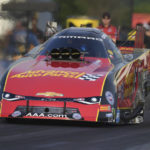 Courtney Force enjoying best stretch of Funny Car career