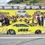 Coughlin Jr. wins on 3rd straight weekend