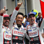 Alonso wins in LeMans debut