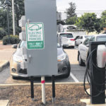 Tesla installs charging stations in Powell